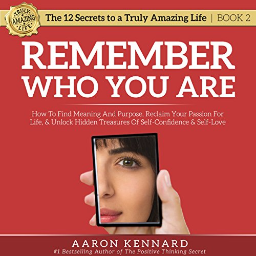 Remember Who You Are audiobook cover art