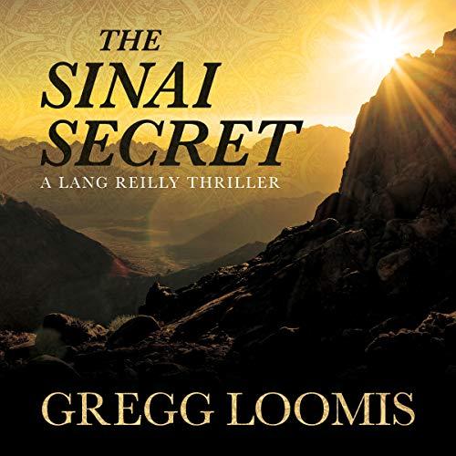 The Sinai Secret audiobook cover art