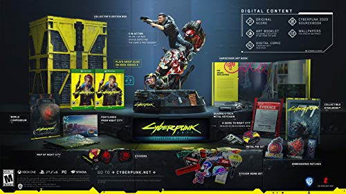 Cyberpunk 2077: Collector's Edition - Xbox One