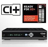 COMAG Twin-Tuner HDTV Sat Receiver mit Festplatten 1000GB (CI+, HDMI, DVB-S/-S2,...