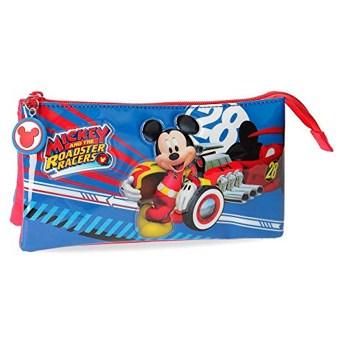 Disney World Mickey Astuccio 22 centimeters 1.32 Multicolore (Multicolor)