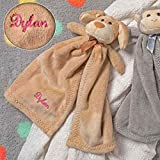 DIBSIES Personalization Station Personalized Plush Baby Cuddler - 17 inch (Puppy)