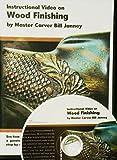 Wood Finishing with Master Carver Bill Janney: Finishing Gun Stocks (DVD)