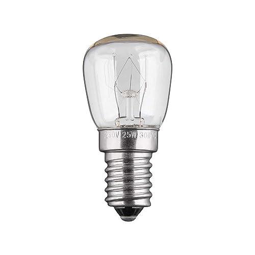 Goobay 9741 Lampe de Four 25 W Culot E14 110 lm Boîte 25 W Blanc