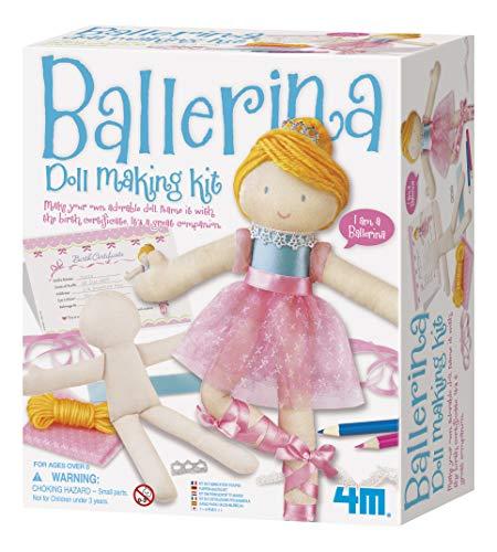 Best ballerina doll making kit for 2020