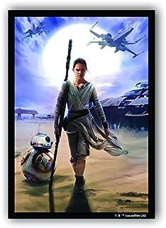 Fantasy Flight Games SWS25 Star Wars Art Sleeves: Rey Board Game