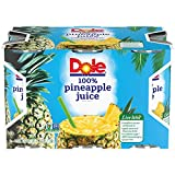 Dole Juice, 100% Pineapple, 6oz, 48 cans