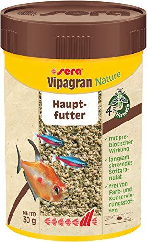 Sera Vipagran, el alimento básico Hecho de gránulos Blandos Que se Hunden Lentamente ⭐