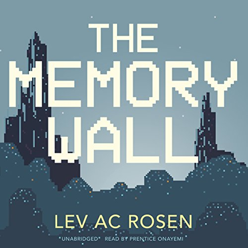 The Memory Wall audiobook cover art