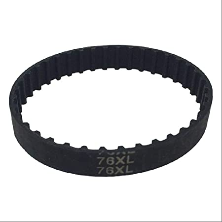 uxcell 116XL Rubber Timing Belt Synchronous Closed Loop Timing Belt Pulleys 10mm Width
