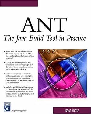 ANT: The Java Build Tool In Practice (Programming Series)