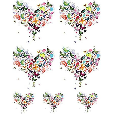 Black and Yellow Bees Glass Decal Ceramic Decal Enamel Decal Images Choose Either Ceramic or Glass Fusing Decals Enamel Waterslide Decal 3 Different Size Sheet to Choose from 2016042