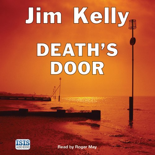 Death's Door audiobook cover art