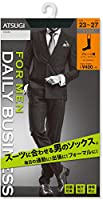 DAILY BUSINESS(デイリービジネス) 紳士靴下 プレーン編み クルー丈