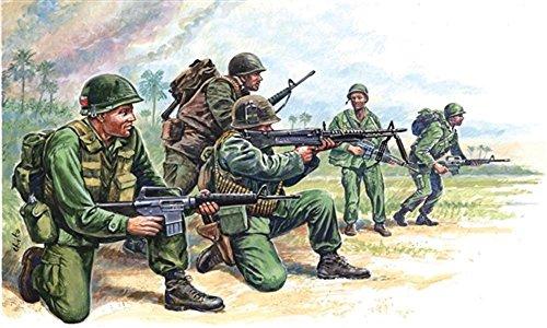 Italeri 6078 - Vietnam War: U.S. Special Forces Scala 1:72