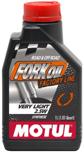 Motul 101133 Fork Oil Factory Line, Very Light, 1 L