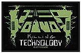 Photo de Voivod Killing Technology Badges | 2544