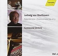 Beethoven: Piano Sonatas, Vol. 2 op 2/1-3 by LUDWIG VAN BEETHOVEN (2006-06-13)