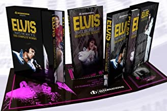 Elvis - The Complete Works 6 Cd, 3 DVD & Hard Cover Book