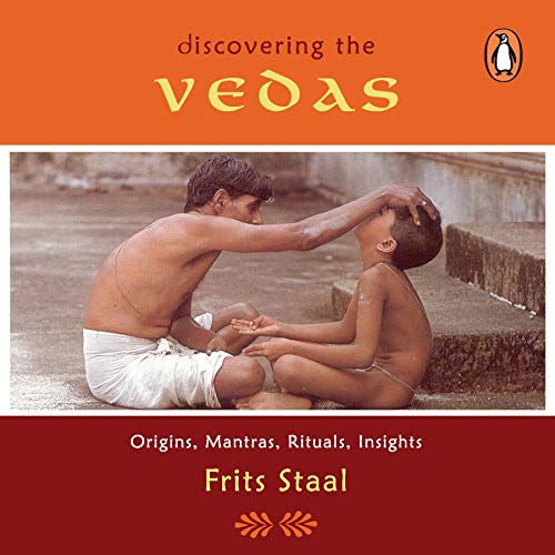 Discovering the Vedas cover art