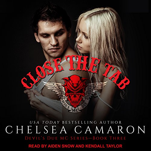 Close the Tab audiobook cover art