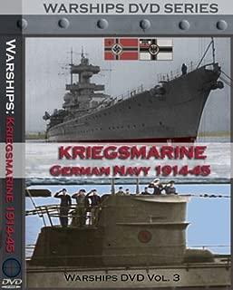 Warships: Kriegsmarine German Navy 1914-45