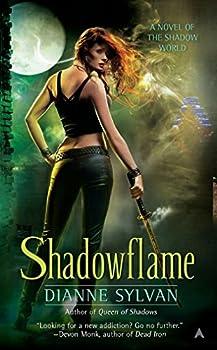 Dianne Sylvan Shadow World 1. Queen of Shadows 2. Shadowflame