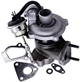 maXpeedingrods Turbocompresor KP35 para Peugeot Bipper, 70CV 55KW Turbocharger de Motores 1,3 HDI, Turbolader de coche para Citroen Nemo para Fiat para Lancia para Opel para Vauxhall 5435 988 0005