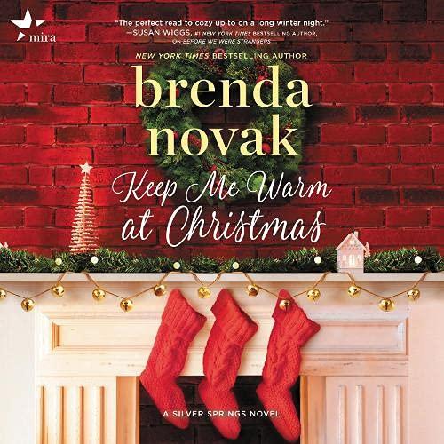 Keep Me Warm at Christmas Audiobook By Brenda Novak cover art