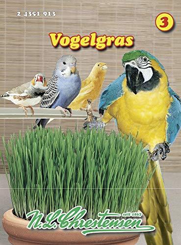 N.L. Chrestensen 24351913 Vogelgras (Vogelgrassamen)