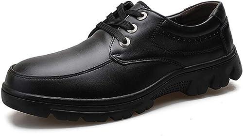 Chaussures de sport pour hommes hommes Chaussures de sport légères pour hommes et chaussures de conduite légère Mocassins enfiler Chaussures de randonnée en plein air Robe antidérapante,noir,45  livraison gratuite et rapide disponible