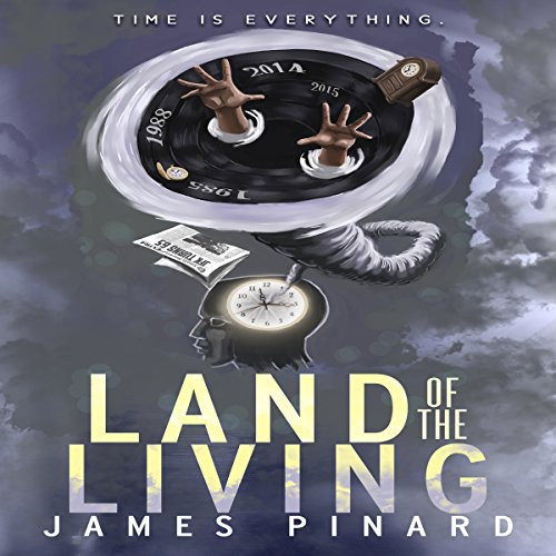 Land of the Living audiobook cover art