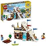 LEGO Creator - Le chalet de montagne - 31080 - Jeu de Construction