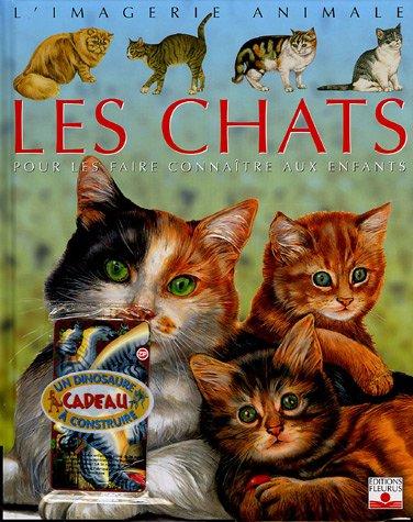 Les chats : Pour les faire connaître aux enfants (1Jeu)