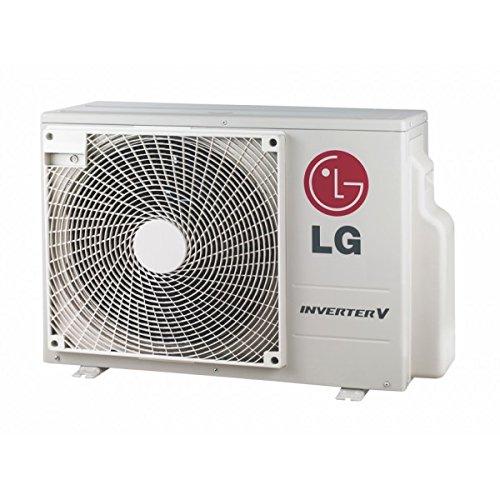 LG Klimaanlage MU3 M19.UE3 UNITA ESTERNA MULTI, Inverter V, Wärmepumpe, Weiß