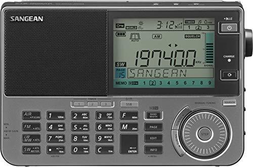 SANGEAN Ultimate FM/SW/MW/LW/Air Multi-Band Radio, ATS-909X2