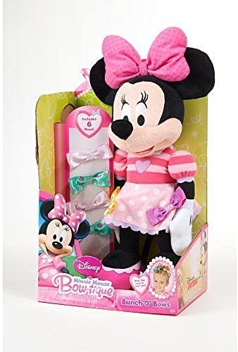 Minnie Mouse Bow-tique Bunch O' Bows