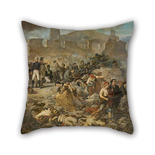NA Pintura al óleo Ramon Mart & Atilde; & Shy; I Alsina - El Gran día de Girona Fundas de