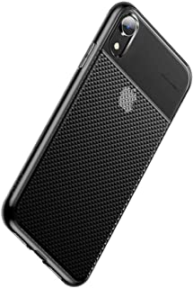 Baseus iPhone Xr case glistening & transparent svart (WIAPIPH61-ST01)
