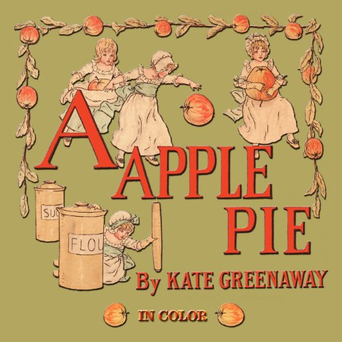 A Apple Pie-Illustrated in Color