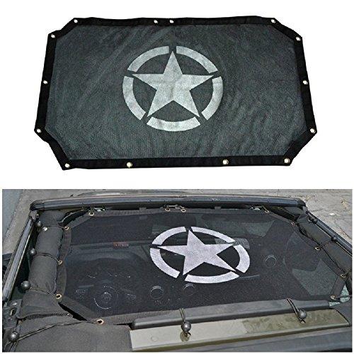 Preisvergleich Produktbild SUPAREE Netz Sonnenschirm Halb Dach UV Schutz