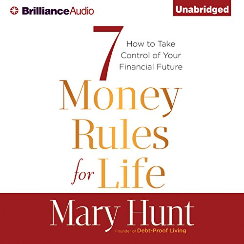 7 Money Rules for Life® audiobook cover art