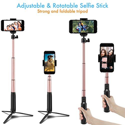 PERLESMITH Selfie Stick