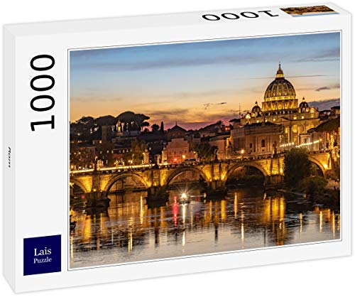 Lais Puzzle Roma 1000 Piezas