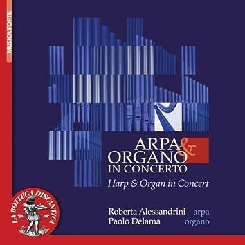 Harp & Organ in Concert