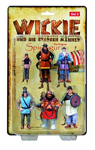 Cartronic 11101 - Wickie-Spielfiguren, Set 2