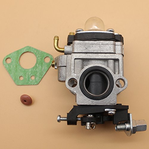 15mm carburatore per Mitsubishi TL43TL52TU43TU5240cc 43cc 49cc motore motore tagliasiepi decespugliatore mini-choppers ATV bici