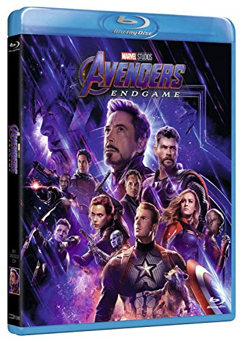 Avengers - Endgame (2 Blu-Ray) (1 BLU-RAY)