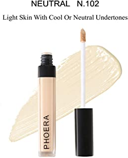 Gaddrt Makeup Concealer Natural Full Coverage Liquid