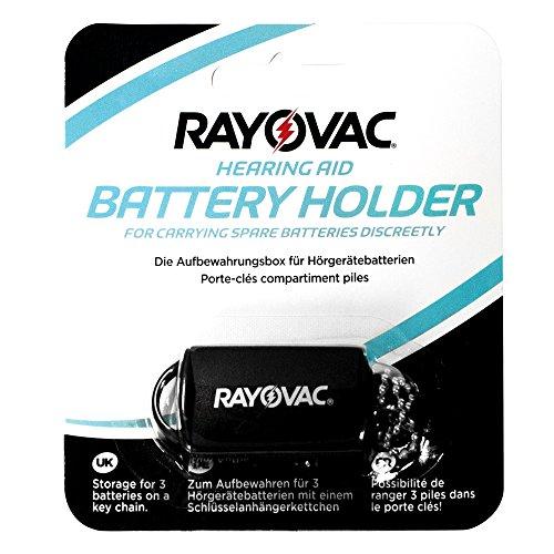 Rayovac Aufbewahrungsbox (für Hörgerätebatterien)